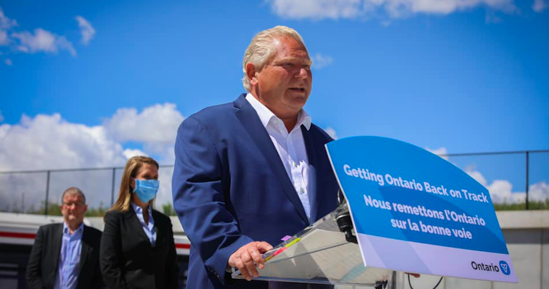Ford Says Ontario Has Proactive Coronavirus Testing Plan For Schools In Hotspots News