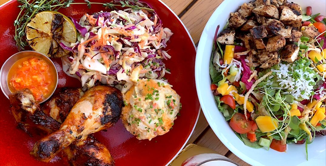You'll want to visit Toronto's colourful new Caribbean cuisine pop-up (PHOTOS)
