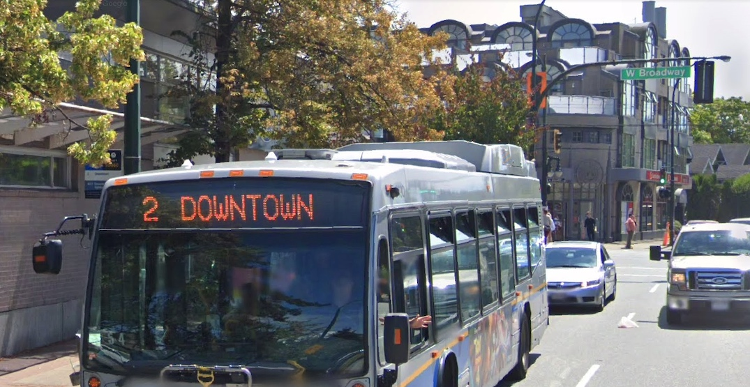 TransLink to remove more bus stops each year to speed up buses