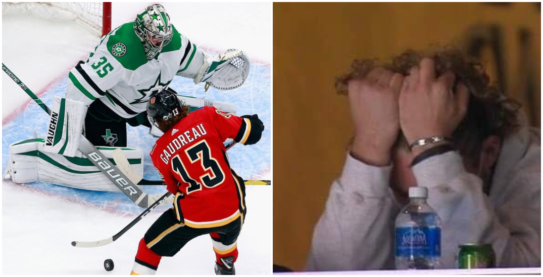 Fans freak out after season ends with Flames blowing 3-0 lead