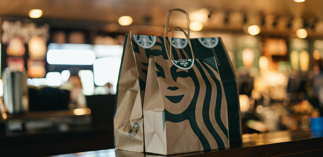 Quebecers will be able to get Starbucks delivery as of next week