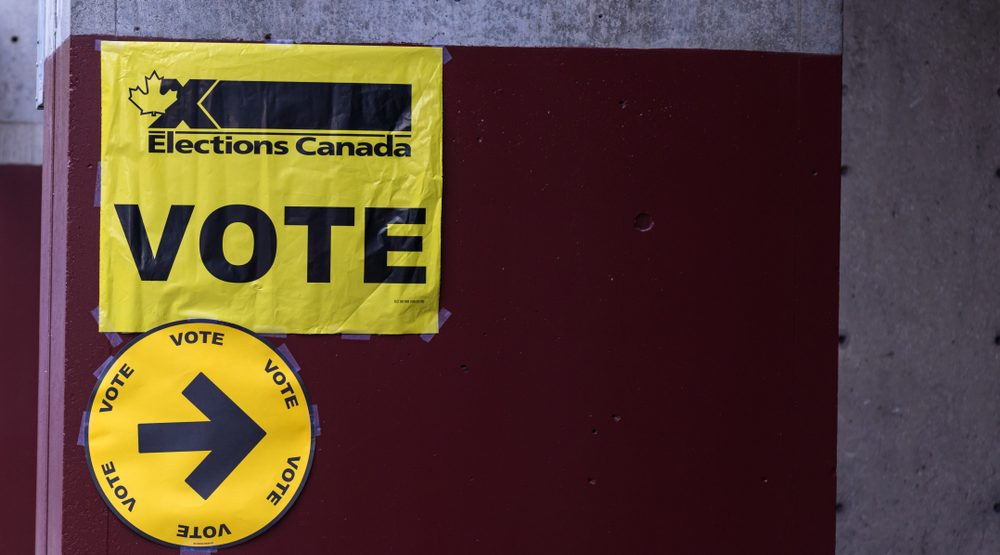 Poll suggests Canadians would vote Liberal if an election was called tomorrow