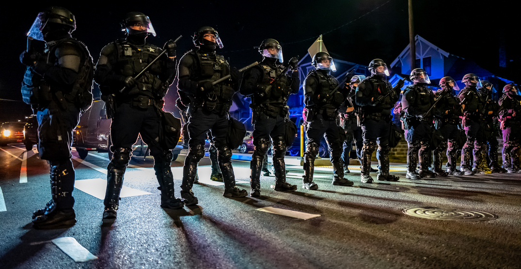 """Portland police chief says videos of police brutality """"raise concerns"""""""