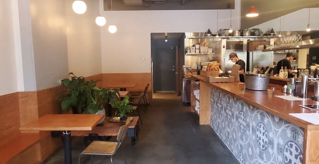 """Vancouver's new wine and snack spot """"Bar Gobo"""" is open"""