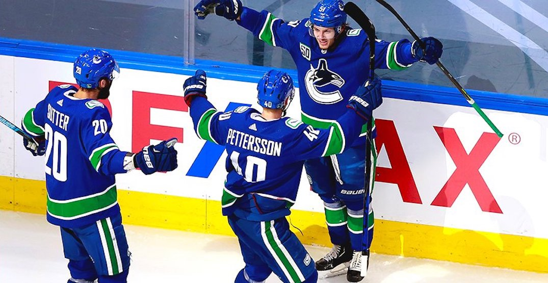 Canucks begin 2nd round of playoffs against Vegas on Sunday (SCHEDULE)