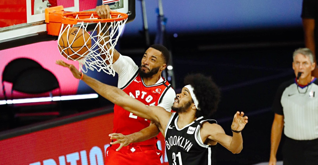 Toronto Raptors complete franchise-first playoff sweep