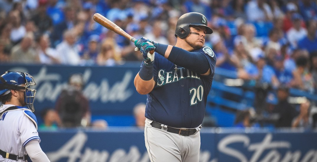 Mariners send 30 home run hitter Vogelbach to Blue Jays for cash