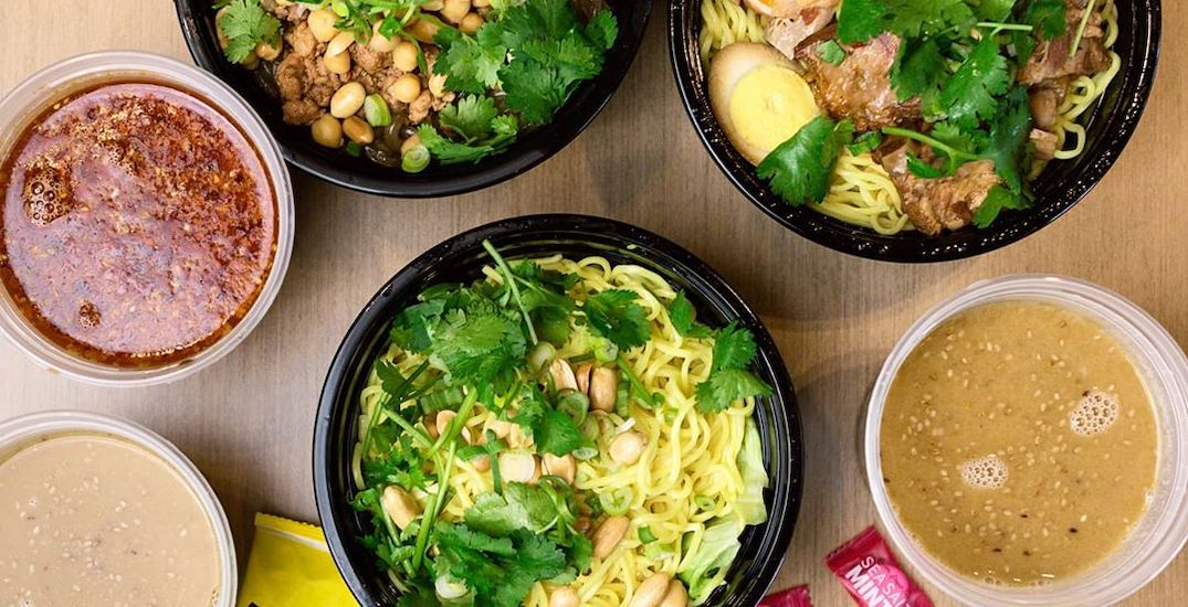 Toronto noodle house is offering $1 bowls this weekend