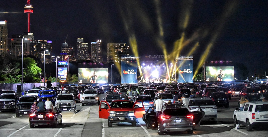 Win tickets to a drive-in concert of your choice at OLG Play Stage (CONTEST)