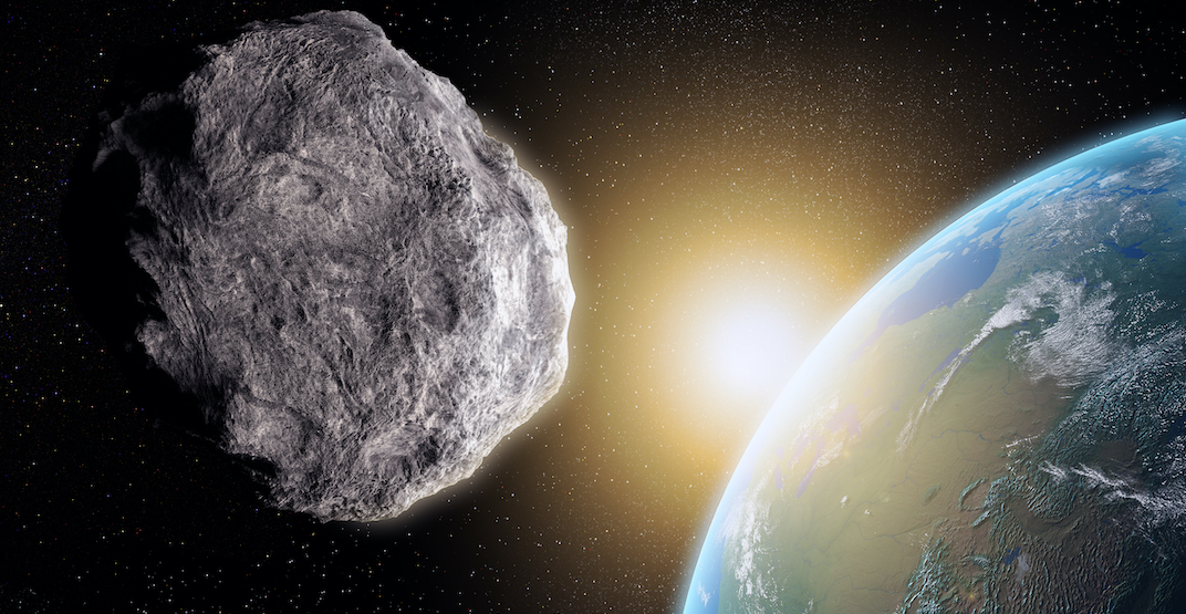 An asteroid will head towards Earth right before the US election: NASA