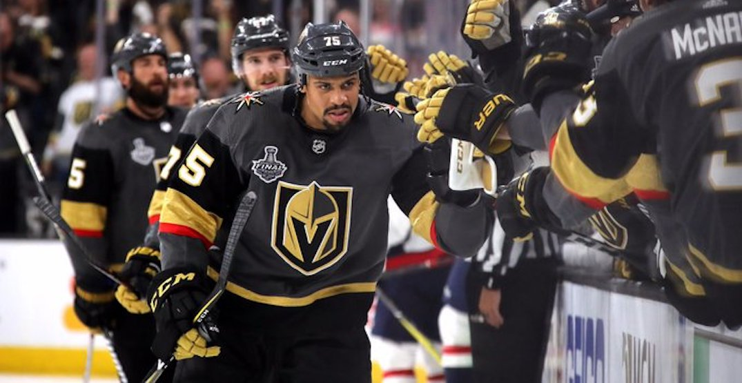 Don't buy the hype, Reaves was the least of the Canucks' problems