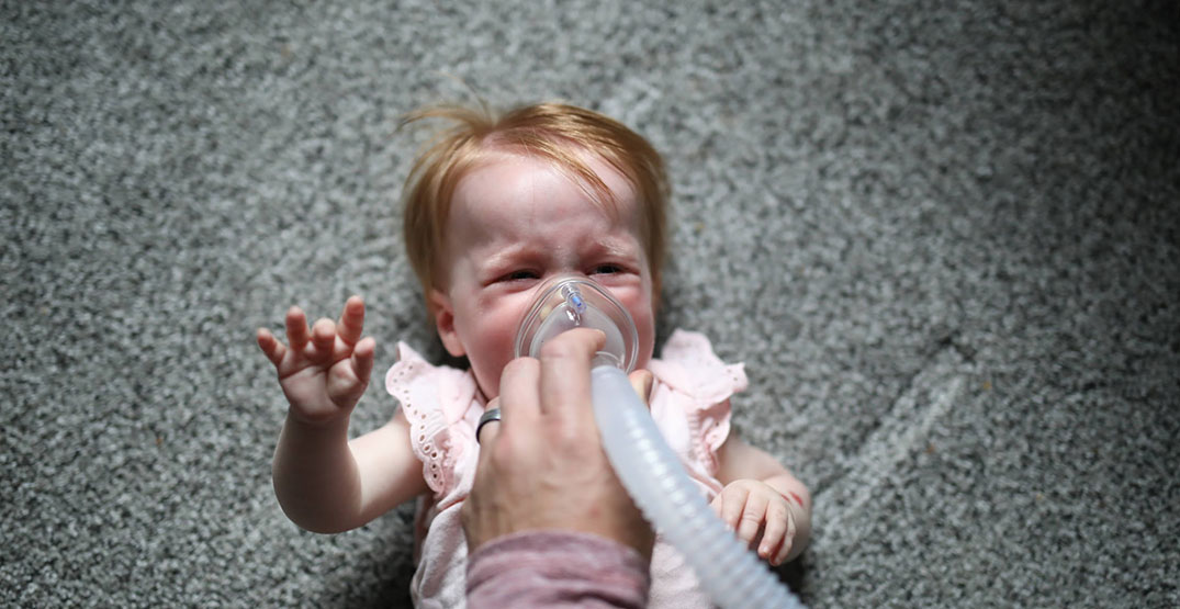 Baby Harper races to raise $2.8 million for gene therapy treatment