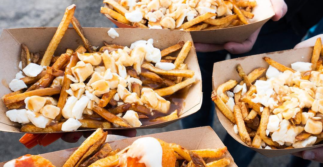 A drive-thru poutine festival kicks off in Montreal this week