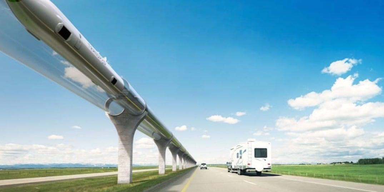 Alberta supporting study to develop 1000 km/hr hyperloop transportation system