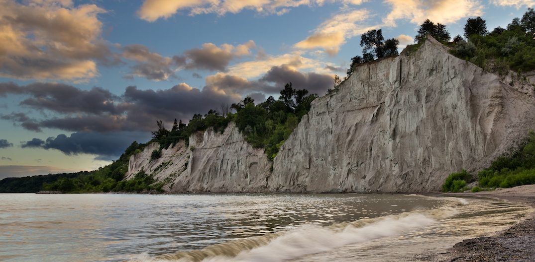 City has no plans to remove barriers at Scarborough Bluffs after collapse