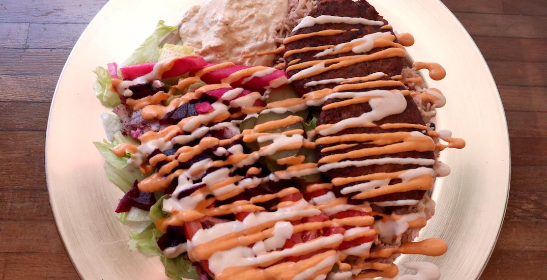 Eat Nabati egyptian food