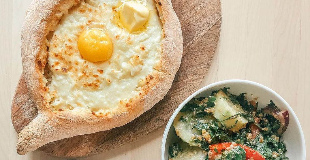 What to eat in and around Seattle today: Skalka Georgian Bakery and Dumpling House