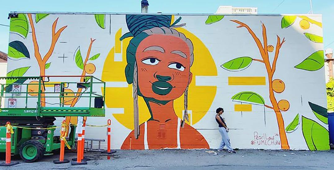 Vancouver Mural Festival to host artist talk highlighting Black public art