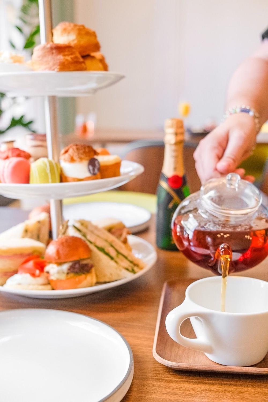 Palate Kitchen Afternoon Tea