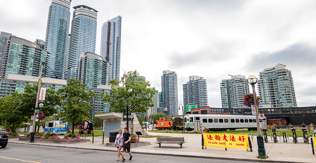 Toronto rental prices have declined for eight months in a row: report