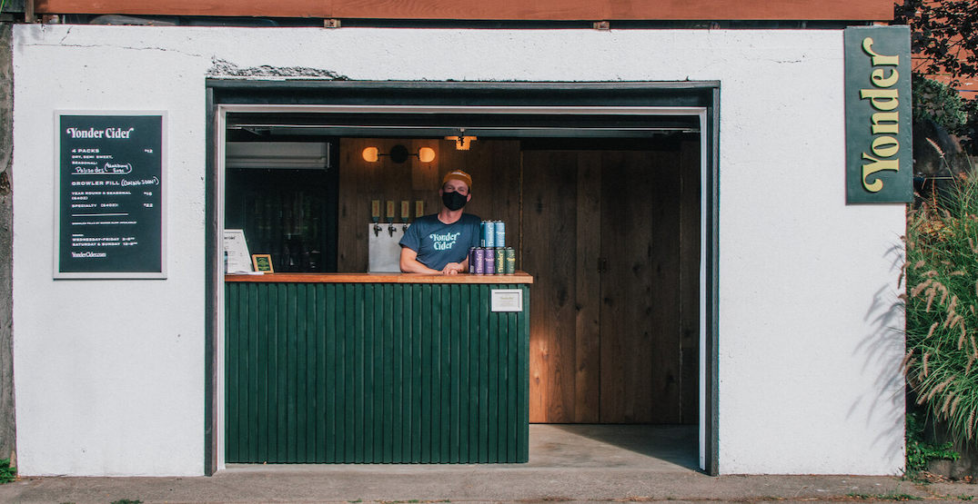 A refreshing cider bar has opened in Seattle's Phinney Ridge neighborhood