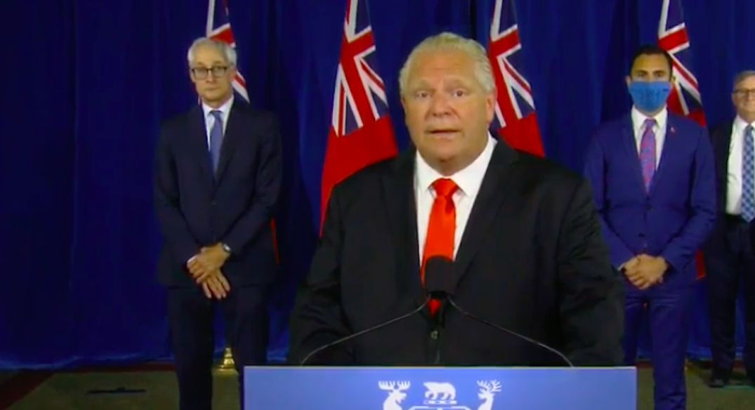 Ford to make announcement after warning new COVID-19 measures coming to hotspots