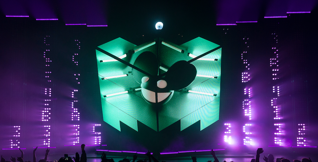 Deadmau5 is coming to Montreal's drive-in venue next month
