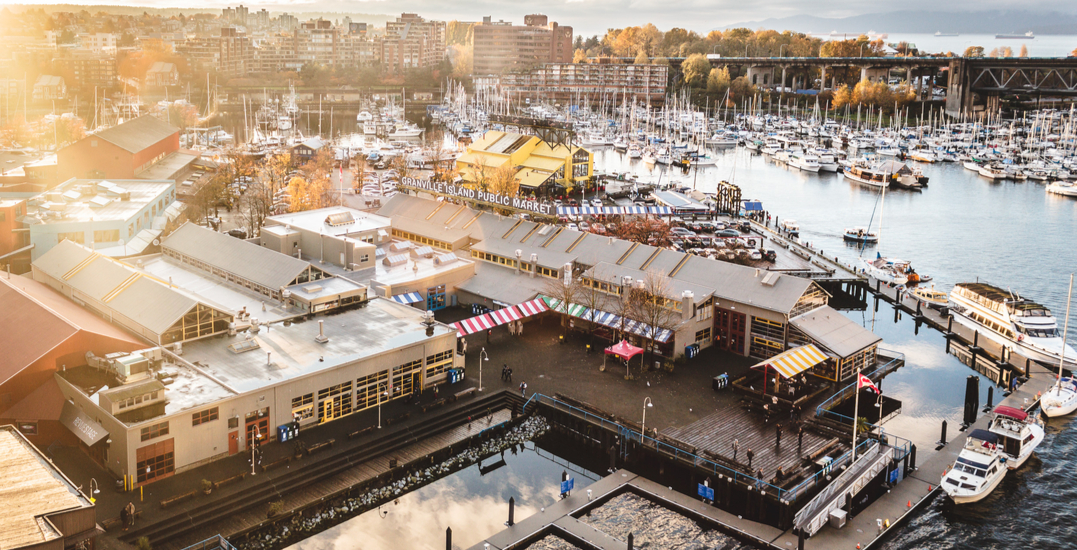 Granville Island invites locals to visit with unexpected summer activities