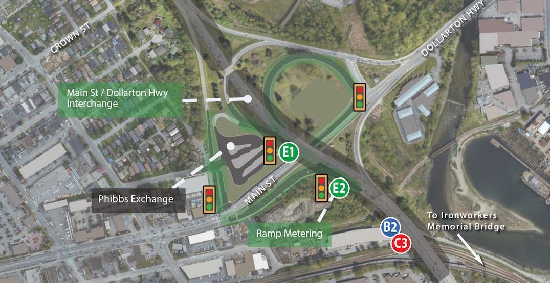 Major upgrades set to begin on Ironworkers Memorial Bridge's north interchange