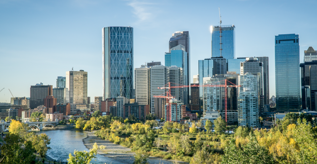Calgary finance sector ranked 10th in North America for total employment