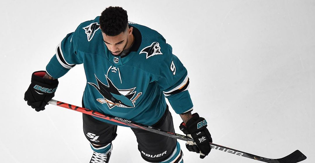 Evander Kane criticizes NHL for lack of action after Jacob Blake shooting