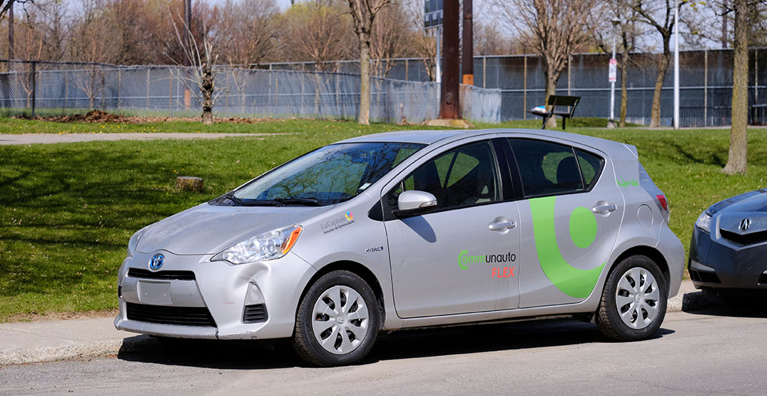 New car sharing service Communauto launching in Calgary