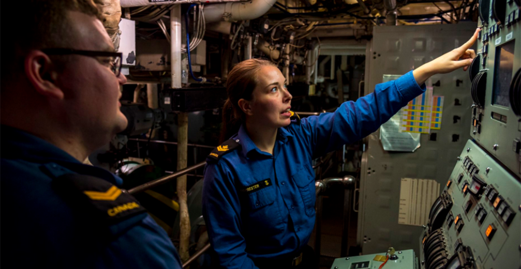 """Royal Canadian Navy jettisons """"seaman"""" from rank titles for more gender-neutral option"""