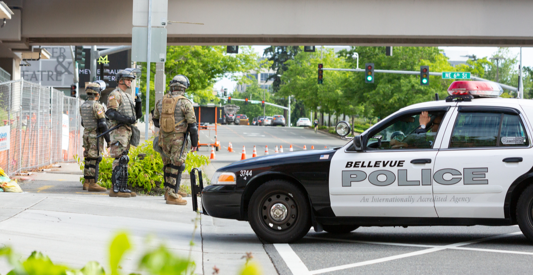 Nearly four dozen suspects charged or arrested in Bellevue looting