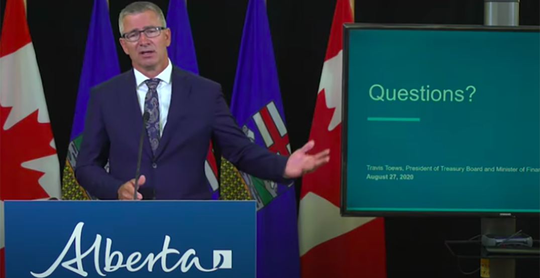 Alberta expected to reach record-setting $24.2 billion deficit this year