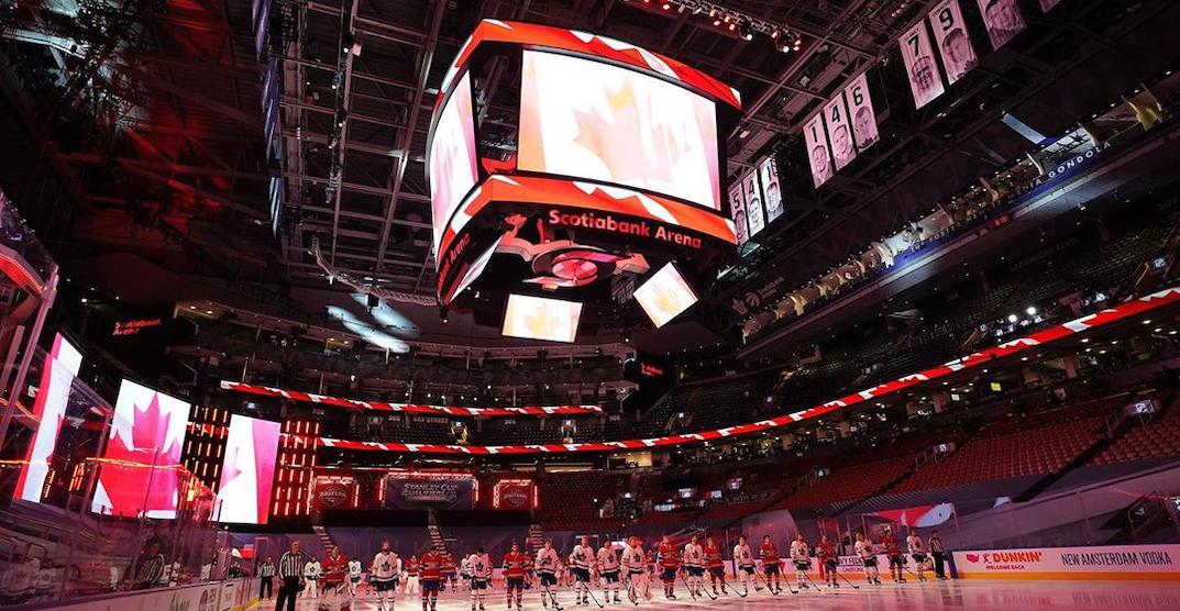 Canadian sports teams support leagues' decision to postpone games