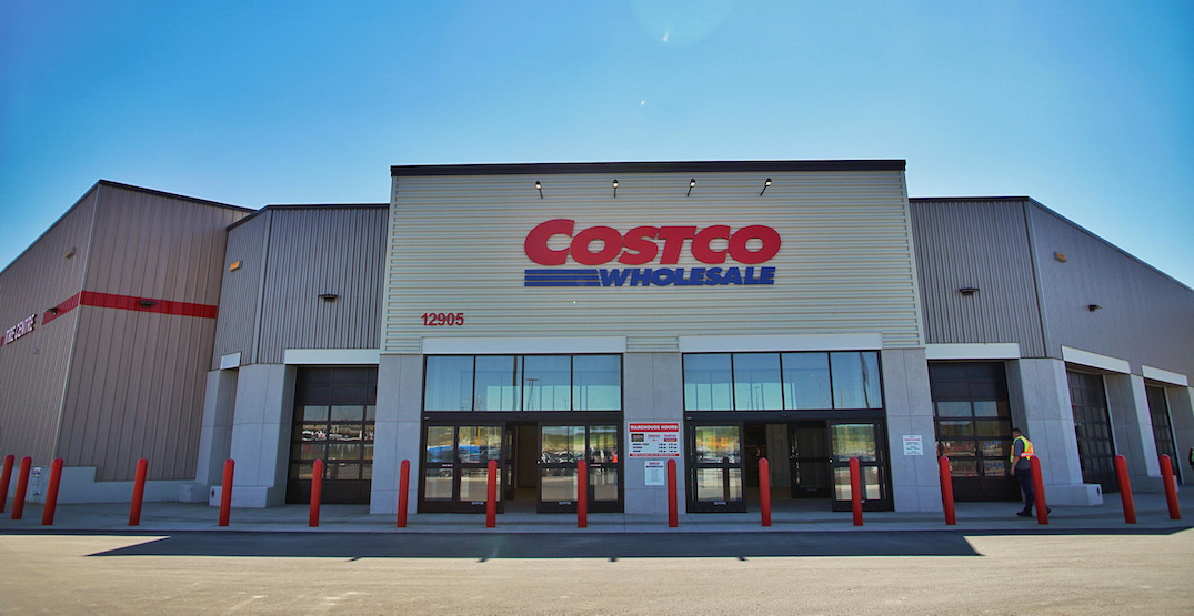 Man arrested for not wearing face mask at Edmonton Costco (VIDEO)