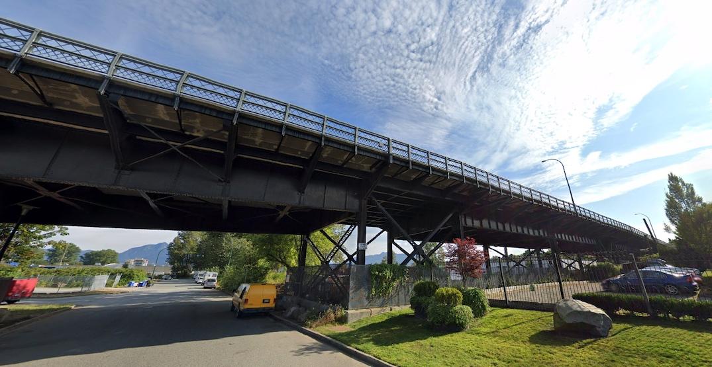 grandview viaduct east 1st avenue vancouver