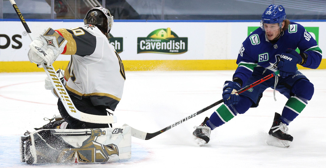 4 Canucks players overdue for offence against Vegas