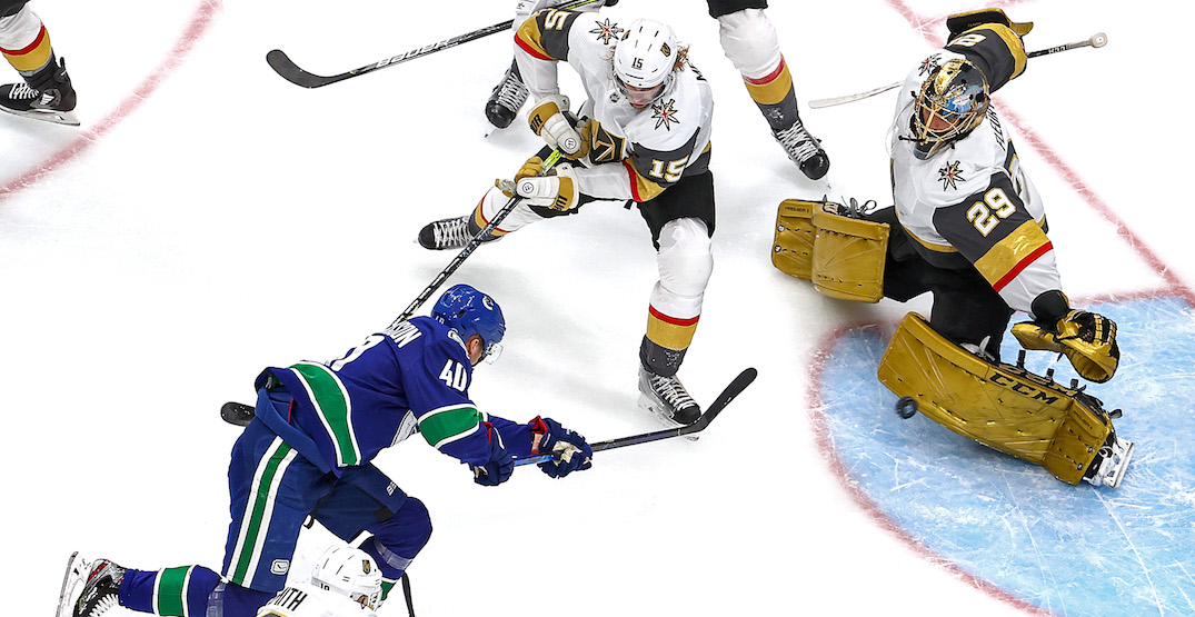 Canucks facing elimination after blowing third period lead