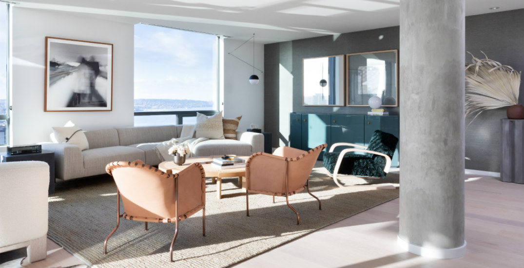 Vancouver interior designer offers a fresh take on modern eclectic glamour