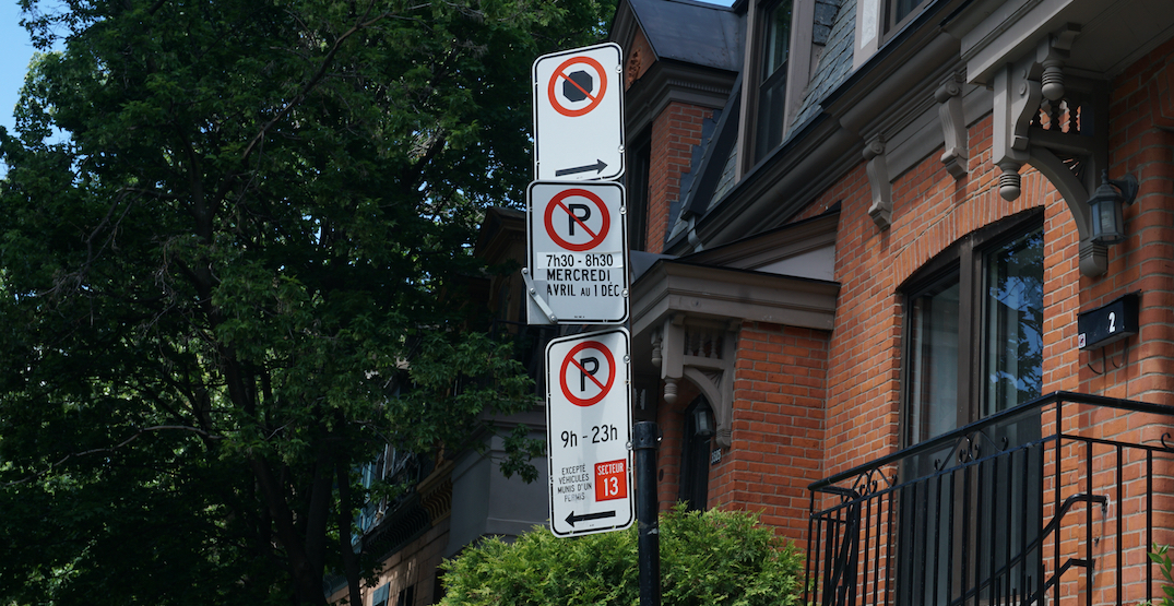 The grace period to renew parking stickers in Montreal ends today