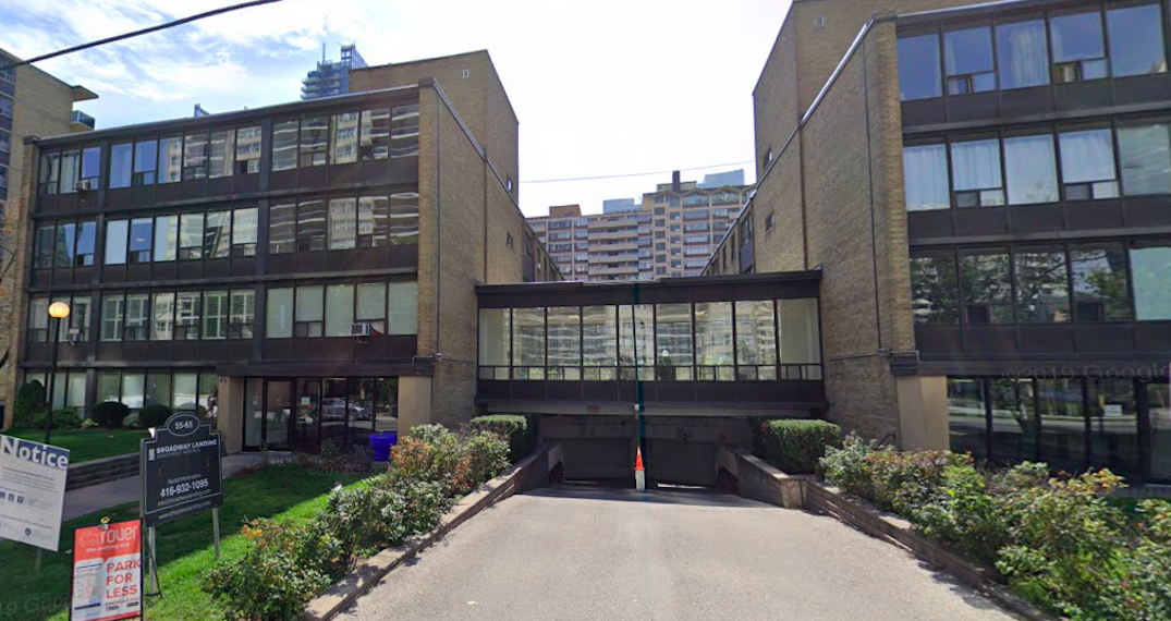 Toronto vacates residents in two midtown temporary shelters