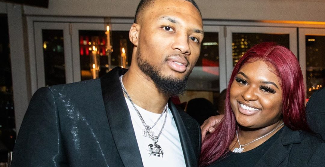 Damian Lillard and wife announce they're having twins (PHOTO)