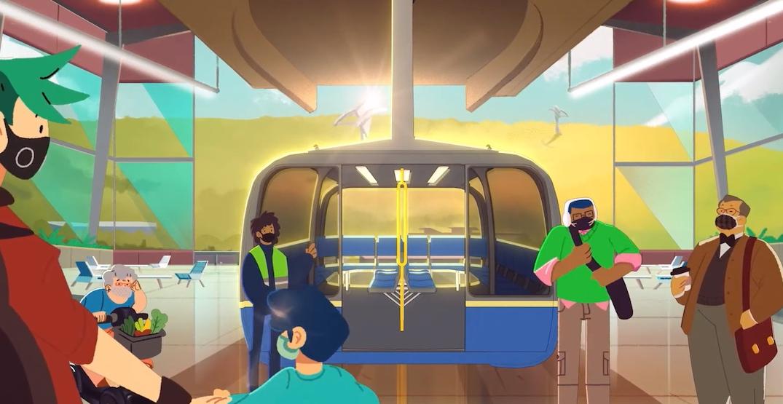 sfu burnaby mountain gondola production way