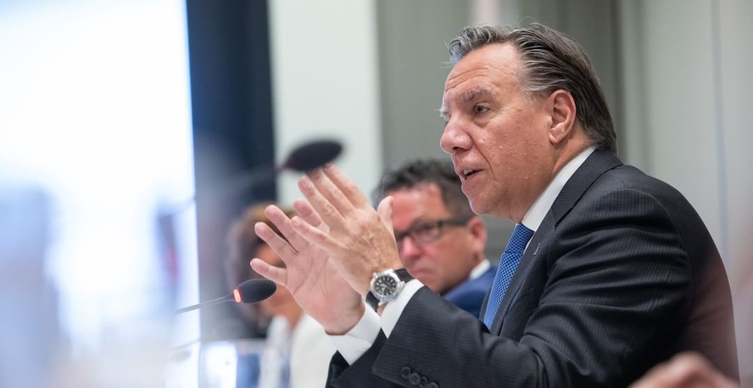 Rising coronavirus cases could result in another lockdown: Legault