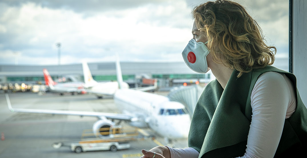 What flying is like during the coronavirus pandemic