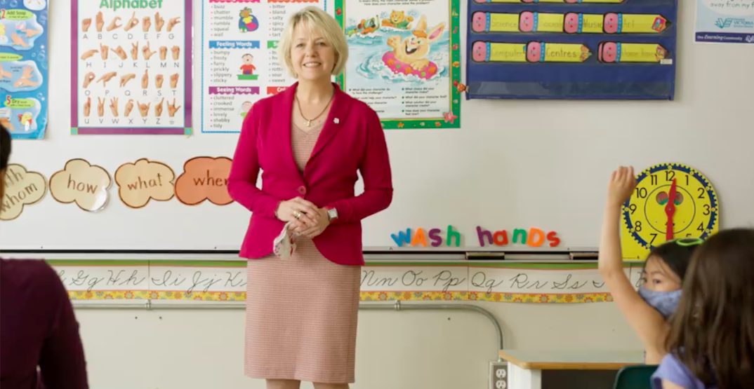 Health officials respond to criticism over BC's back-to-school ad (VIDEO)