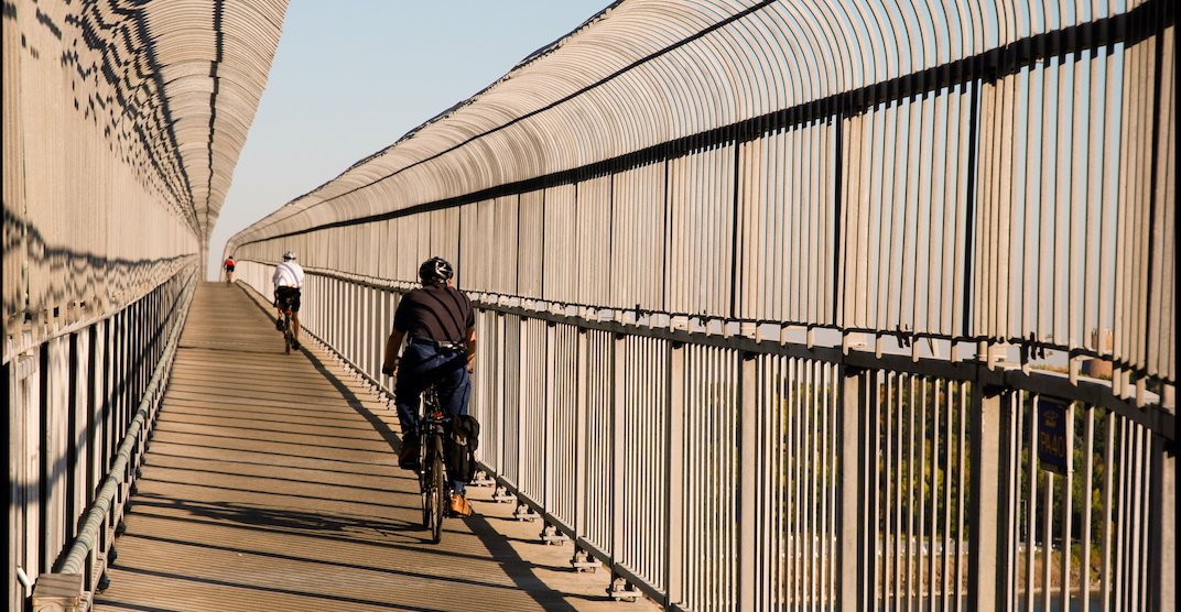 Jacques Cartier Bridge path will be open to cyclists and pedestrians all winter