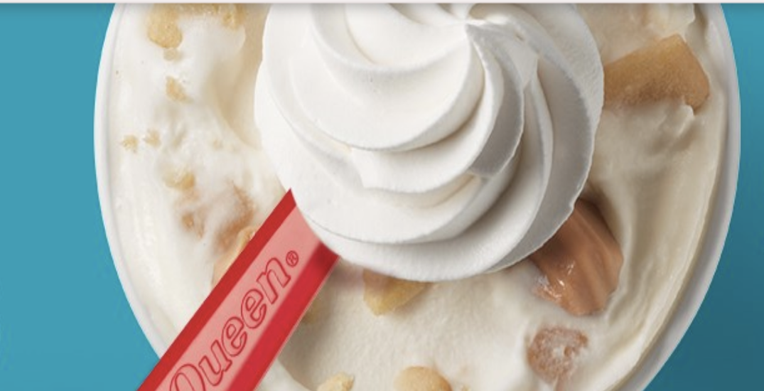 Dairy Queen announces new fall blizzard flavours